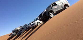 Maroc Drive Event